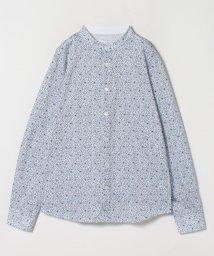 agnes b. HOMME/JFI1 CHEMISE フラワープリントジャージシャツ/503029893