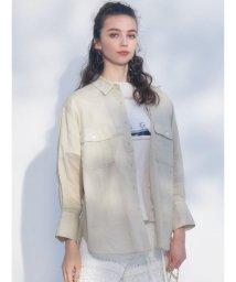 MERCURYDUO/フォトTシャツ/503036330
