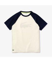 LACOSTE KIDS/Boys ワニプリントラグランTシャツ/503040279