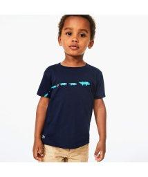 LACOSTE KIDS/Boys ワニイラストクルーネックTシャツ/503040280