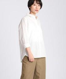 I.T.'S. international/シャンブレーワイドシャツ/503040490