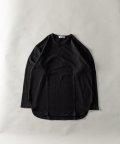 Nylaus/SKKONE T/C ワッフル 長袖 ロング丈 Tシャツ/503041201