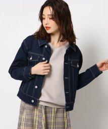 THE SHOP TK/【洗濯機可】2wayデニムGジャン/503041664