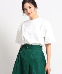 Dessin/【洗える】CAMBER コットンクルーネックTシャツ/503041746