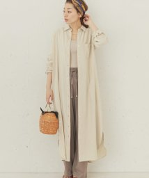 URBAN RESEARCH Sonny Label/リネンロングシャツワンピース/503041780