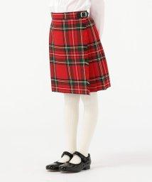 SHIPS KIDS/O'NEIL of  DUBLIN:サマーウール キルト スカート(100~140cm)/503041800