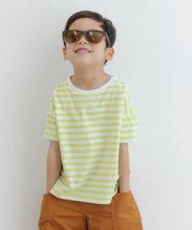 URBAN RESEARCH DOORS(Kids)/オーガニックボーダー半袖Tシャツ(KIDS)/503042781