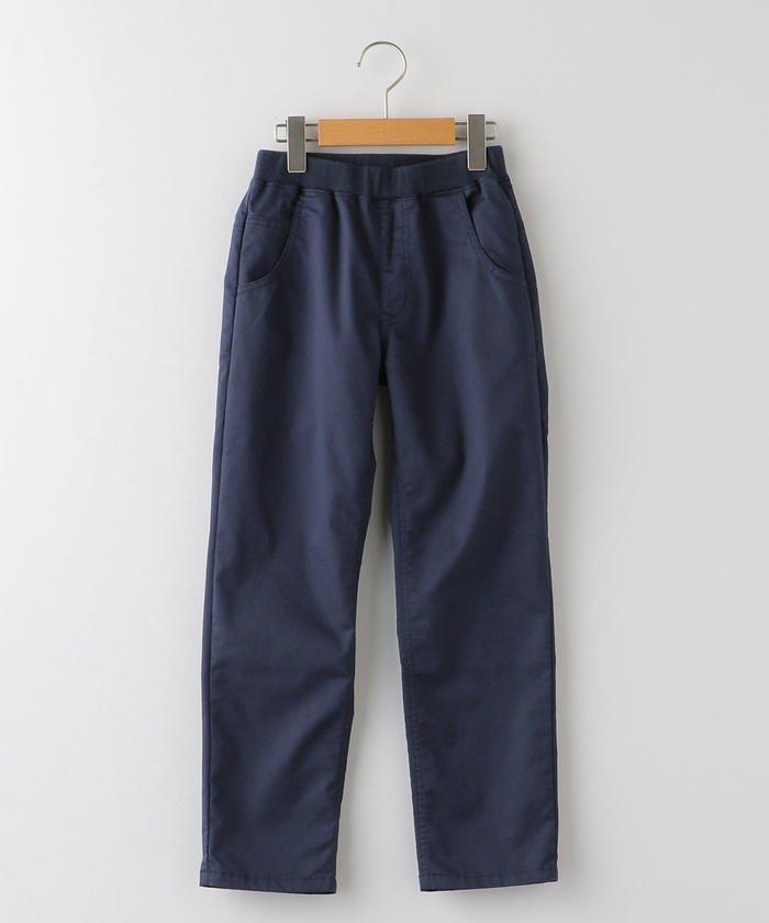 シップス SHIPS KIDS: SOLOTEX(R) 5ポケット パンツ(145〜160cm) キッズ ネイビー M/160 【SHIPS】