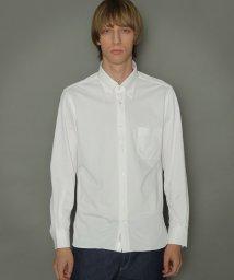 MACKINTOSH LONDON/【ALBINI】ジャージ無地ドレスシャツ/502992404