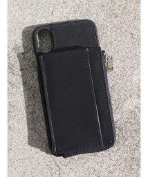MURUA/コインケース付iphoneXcase/503008910