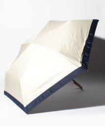 pink trick/完全遮光 晴雨兼用 3段折りたたみ傘 グログラン 遮光率100% 遮蔽率100% 1級遮光 遮熱 軽量 UVカット/503015273