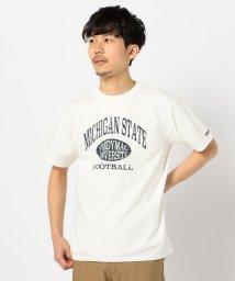 FREDYMAC/FREDYMAC UNIVERSITY FOOTBALLクラブ ロゴ プリント Tシャツ/503028007