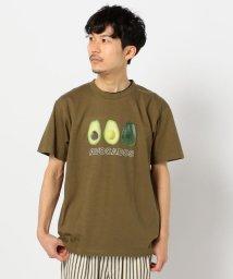 FREDYMAC/アボカドフォトTシャツ/503028010
