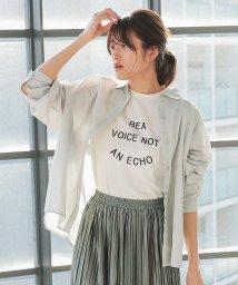 KOBE LETTUCE/ボリューミーコットンシャツ [C4382]/503043666