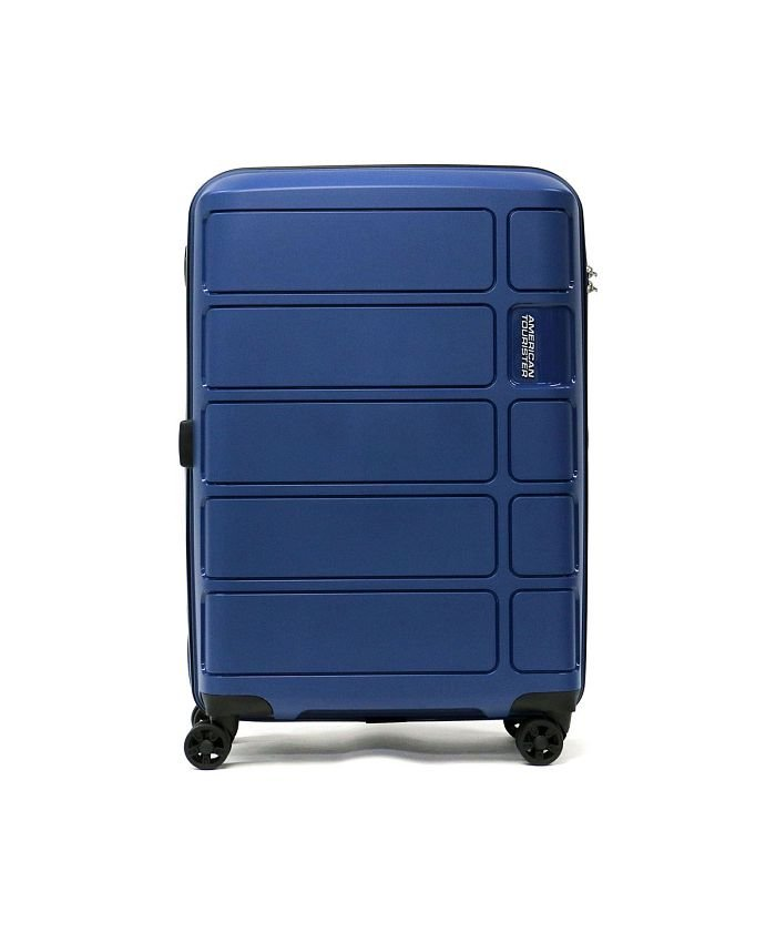 ギャレリア サムソナイト アメリカンツーリスター スーツケース AMERICAN TOURISTER スピナー 67 66L 62G−902 ユニセックス ネイビー F 【GALLERIA】