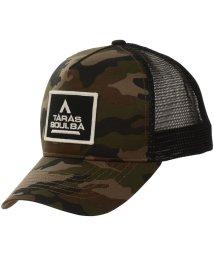 TARAS BOULBA/タラスブルバ/メンズ/トラッカーメッシュキャップ/503043879
