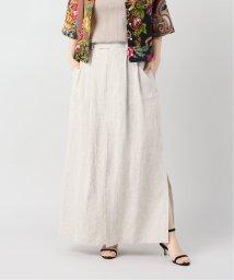 VERMEIL par iena/【INSCRIRE/アンスクリア】Linen Tuck スカート/503044299