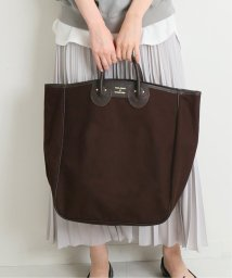 IENA/【YOUNG&OLSEN/ヤングアンドオルセン】CANVAS CARRYALL トートバッグ(L)◆/503044304