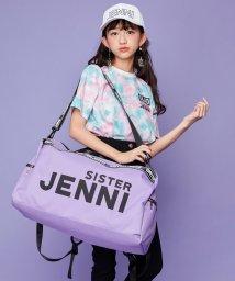 SISTER JENNI/BIGロゴ2WAYボストンバッグ/503044321
