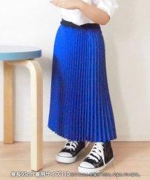 coen/【coen キッズ / ジュニア】ロングプリーツスカート/503044512