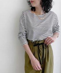 ROPE' mademoiselle/プリマシャインロングスリーブTシャツ/503045832