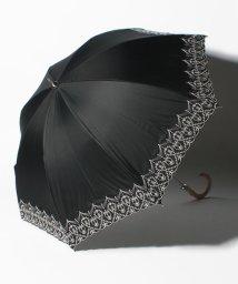 """LANVIN Collection(umbrella)/LANVIN COLLECTION 晴雨兼用傘 """"レース刺繍""""/502931708"""