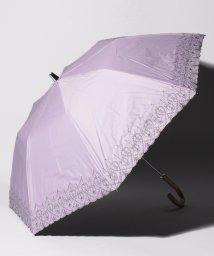 "LANVIN Collection(umbrella)/LANVIN COLLECTION 晴雨兼用折りたたみ傘 ""レース刺繍""/502931709"