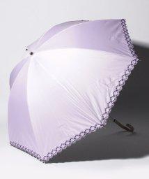"LANVIN Collection(umbrella)/LANVIN COLLECTION 晴雨兼用傘 ""カットワーク小花刺繍""/502931711"