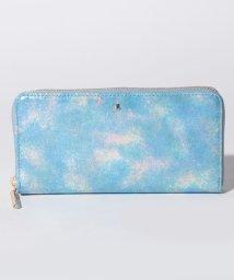 LANVIN en Bleu(BAG)/ルパン ラウンドファスナー長財布/503019346