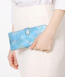 LANVIN en Bleu(BAG)/ルパン スリム長財布/503019347