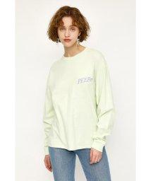 SLY/PEEP BIG SIZE L/S Tシャツ/503046630