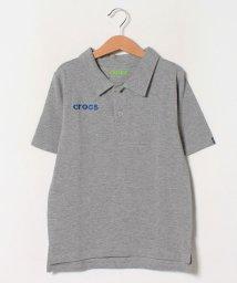 crocs(KIDS WEAR)/CROCSポロシャツ/502458252