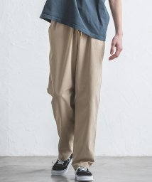 OFF SHORE/【セットアップ対応商品】PEACH SKIN EASY PANTS/502938606