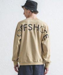 OFF SHORE/(WEB限定)BIGLOGO SWEAT /502938609