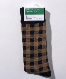 BENETTON (women)/ブランドロゴソックス・靴下/502941661