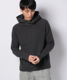 LEVI'S MEN/LMC UNHEMMED HOODIE OBSIDIAN HEATHER/503015308