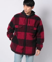 LEVI'S MEN/SHERPA JACKSON OVERSHIRT BANDURRIA CRIMS/503015315