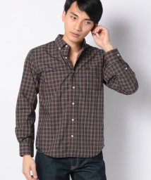 McGREGOR/【一部店舗限定】小柄チェックブロードシャツ/503023523