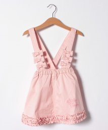 ShirleyTemple/リボン使い裾フリルスカート(100cm)/503026240