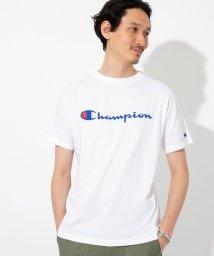 coen/【女性にもオススメ】【WEB限定】Champion(チャンピオン)ロゴプリントベーシックTシャツ(C3-P302)/503030993