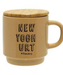 212KITCHEN STORE/212Kオリジナル New Yoghurt 蓋付マグ BE/503044082