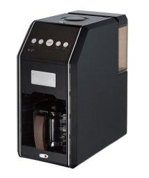 212KITCHEN STORE/Toffy (トフィー) 全自動ミル付4カップコーヒーメーカー リッチブラック/503045819