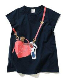 devirock/デビラボ チュニックTシャツ/503047259