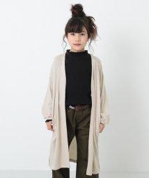 devirock/ロング丈長袖カーディガン/503047260