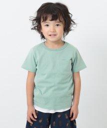 devirock/無地クルーネックTシャツ/503047261