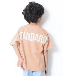 devirock/バックロゴプリントTシャツ/503047270