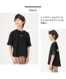MAC HOUSE(kid's)/KANGOL カンゴール ボーイズ ガールズ ビッグバックロゴTシャツ 887088/503047434