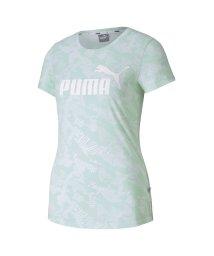 PUMA/プーマ/レディス/ESS+ AOP Tシャツ/503048798