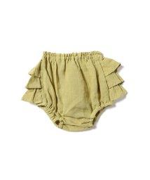 こどもビームス/mimi poupons / リネン フリルパンツ 20(70~90cm)/502987445