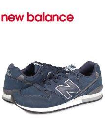 newbalance/ニューバランス new balance 996 スニーカー メンズ Dワイズ ネイビー CM996RC [12/24 新入荷]/503003436